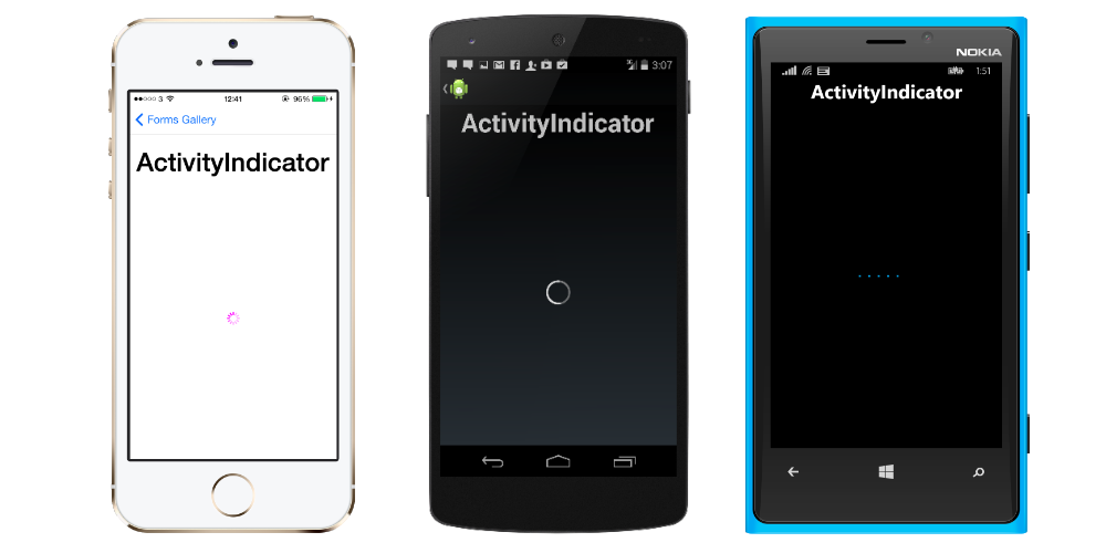activityindicator